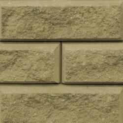 Блок Brick желтого цвета