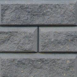 Бетонный блок Brick цвет графит