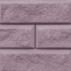 Бетонный блок Brick коричневый