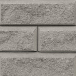 Блок Brick цвет Пепел