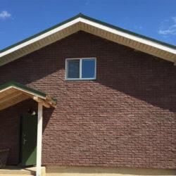 Плитка облицовочная бетонная с колотой поверхностью Brick