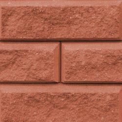 Блок Brick красного цвета